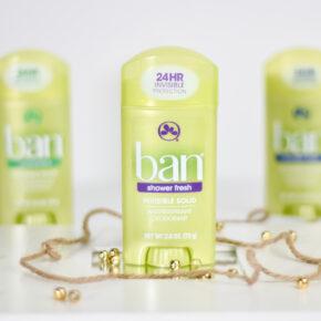 Desodorante Ban