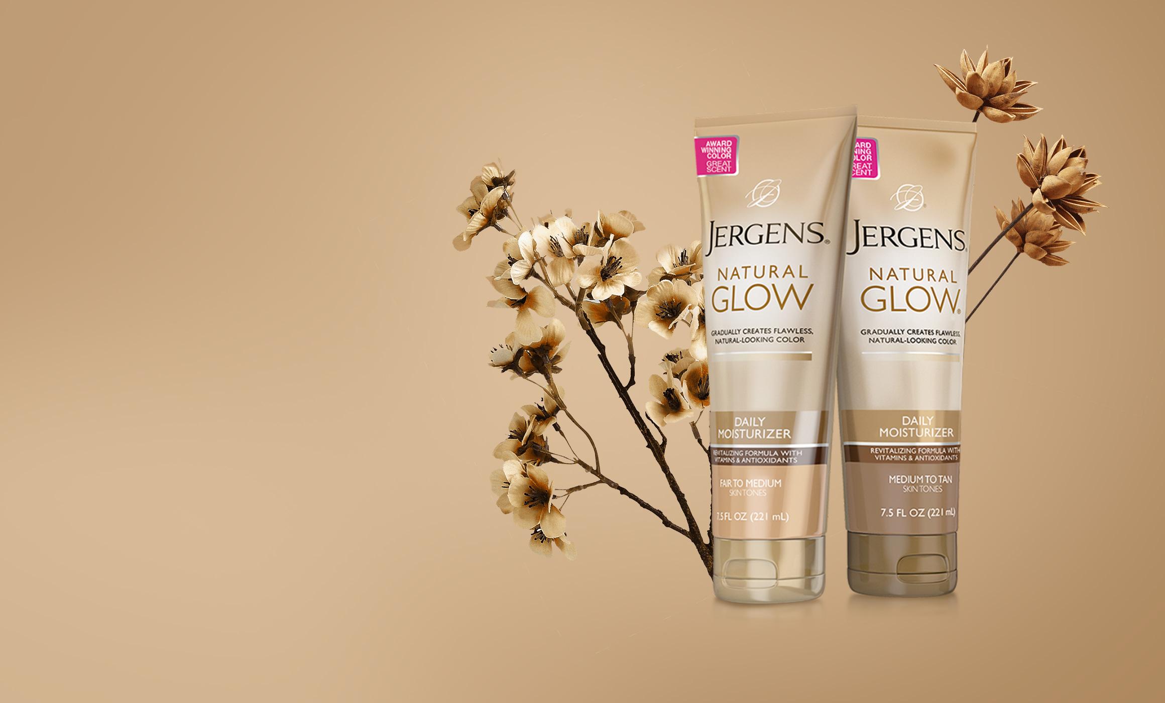 Banner Web Jergens Glow