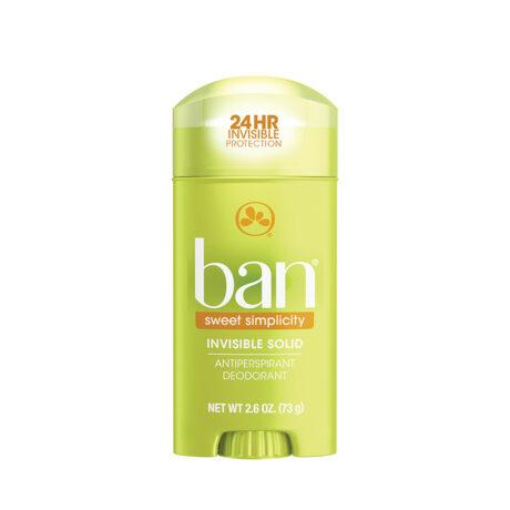 Ban Desodorante Sweet Simplicity
